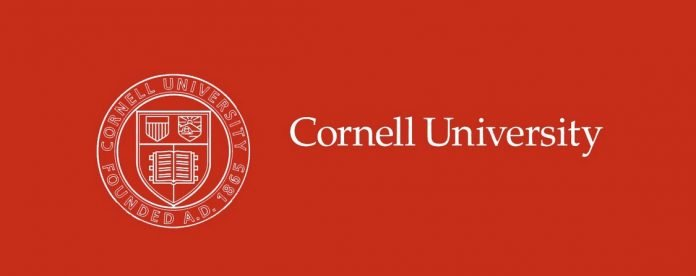 Cornell U logo