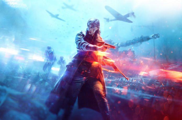 Battlefield V Game Cover