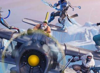 Epic Games Fortnite game