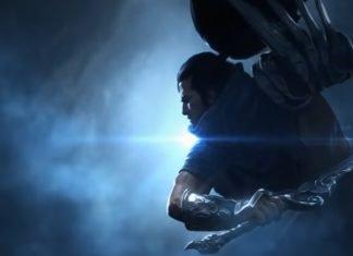 League of Legends Season 9 Login Screen