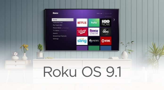 Roku OS9.1