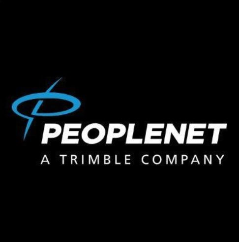 PeopleNet by Trimble logo
